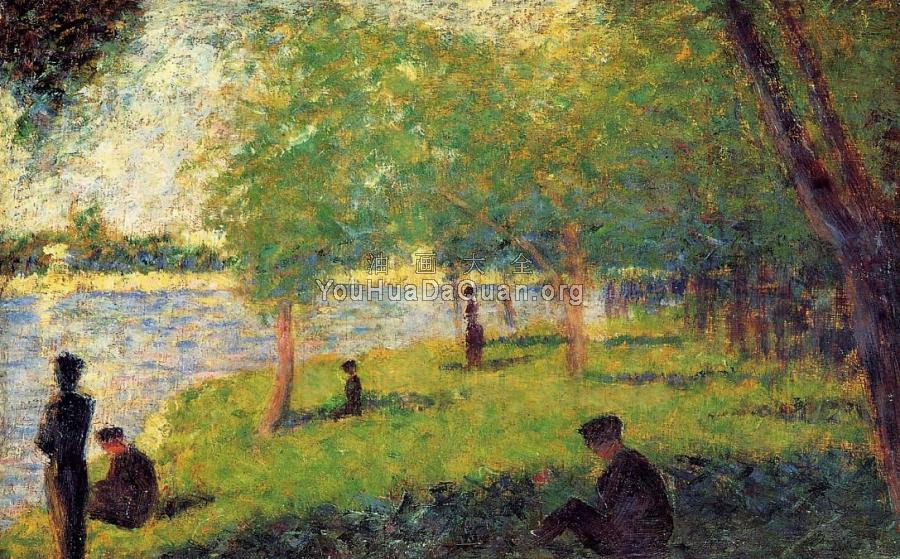George Seurat S Most Famous Painting